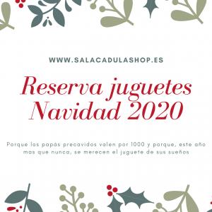 Reservas Navidad 2020