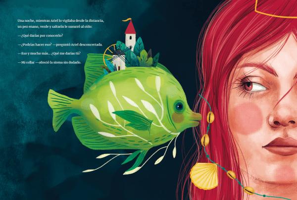 pagina sirena pez